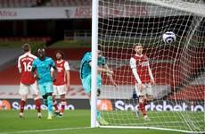 Jota grabs a brace as Liverpool outclass Arsenal