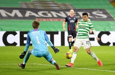 Celtic huff, puff and eventually blow Falkirk out of the Cup