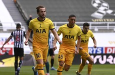 Harry Kane moves top of scoring charts as Arsenal loanee leaves Tottenham frustrated