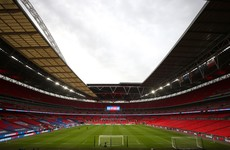 Football fans at Wembley and a comedy club audience are part of UK trials to resume mass gatherings