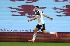 Ireland's tormentor ends 21-game barren run in Premier League, but Fulham stunned by late show