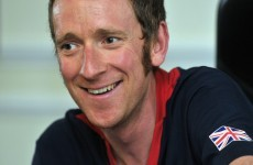 Bring it on: Wiggins confident ahead of time trial