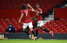Rashford and Greenwood inspire United comeback against Brighton
