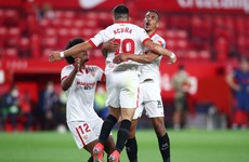 La Liga leaders Atletico slip up at Sevilla despite Oblak's penalty heroics
