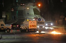 'Senseless and reckless': Police attacked as violence flares again in parts of Northern Ireland