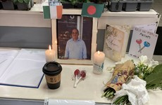 Book of condolence opens for shopkeeper who died after chasing thief