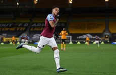 Lingard stars as West Ham beat Wolves to boost top-four chances