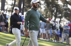 No 1 DJ and McIlroy thrill returning Masters spectators
