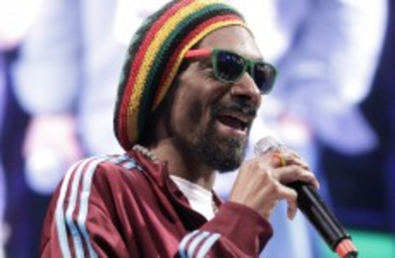 Snoop Dogg says he's now officially known as Snoop Lion