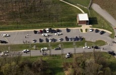 US Navy medic shoots two people before being shot dead at military base