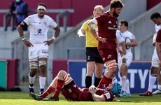 Munster hopeful Beirne will return in time for start of Rainbow Cup