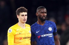 'It was nothing to do with the defeat' - Thomas Tuchel on Chelsea duo's training ground bust-up