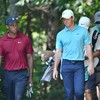 Visit to recuperating Tiger Woods gives Rory McIlroy new 'perspective' on Majors