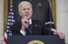 All adults in US will be eligible for Covid vaccine by 19 April, Biden announces