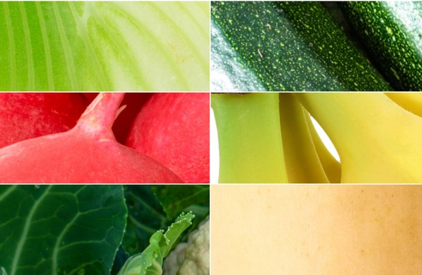 Quiz: Can you name these fruits and vegetables?
