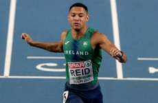 Irish Olympic hopeful Leon Reid arrested and charged in UK with drug offences