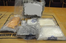 Man charged following seizure of €230k worth of drugs in Clondalkin