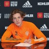 Robbie Savage's son signs first professional contract with Man United