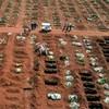 Brazil president rejects lockdown despite record Covid-19 death toll