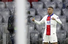 Mbappé double gives PSG edge over holders Bayern after first-leg thriller