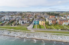 Wave hello from this period home by the Skerries seaside - yours for €930k