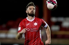 A chance for Sligo Rovers to show that they're in for the long haul