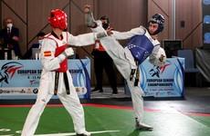 Irish taekwondo star loses European Championships quarter-final