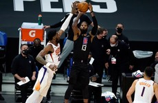 Paul George and Kawhi Leonard star as the LA Clippers beat the Phoenix Suns