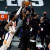 Paul George and Kawhi Leonard star as the LA Clippers beat the Phoenix Suns