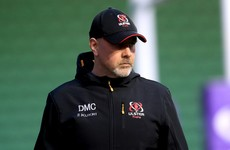 Henderson absent again as Ulster side to face Northampton Saints is unveiled