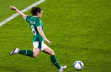 'I left my heart on the pitch... I'm showing her that I'm well able' - 18-year-old Irish striker out to impress