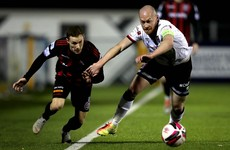 Kelly's goal sends Bohs to victory and piles even more pressure on Dundalk