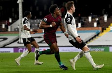Fulham's Premier League survival hopes dealt a major blow after late drama