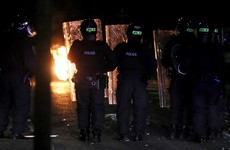Three 14-year-old boys arrested during latest disturbances in Belfast