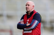 Cork manager McCarthy's appeal against 12-week ban is rejected by DRA