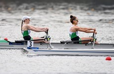 Two Irish boats claim spots in European rowing finals