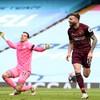 Stuart Dallas hits last-minute winner as 10-man Leeds shock Manchester City
