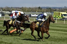 Thyme Hill wins thrilling Stayers Hurdle and Shishkin stays unbeaten over fences with Aintree strike