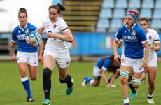 England march into Women's Six Nations final with bonus-point win in Italy