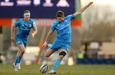 Cullen hails Byrne's impact for Leinster after Sexton suffers head injury