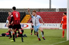 Drogheda move up to fourth with 4-0 win at Longford Town