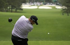 Shane Lowry 11 shots off the pace after shooting an even round 72 at Augusta