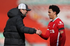 Klopp: Alexander-Arnold has nothing to prove