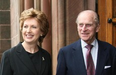 Mary McAleese says Prince Philip's visit to Ireland was a 'mission to heal history'