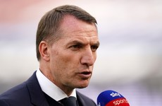 Brendan Rodgers criticises Leicester trio after Covid-19 breach