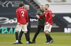 Man United beat Tottenham to heap pressure on Mourinho