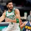 Boston Celtics finish strongly to halt Denver Nuggets' winning streak