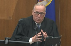 Judge refuses to sequester George Floyd trial jury after new unrest