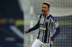 Callum Robinson scores as West Brom boost slender survival hopes and Everton frustrated by Brighton