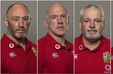 Leinster's McBryde confirmed as part of Gatland's Lions coaching team